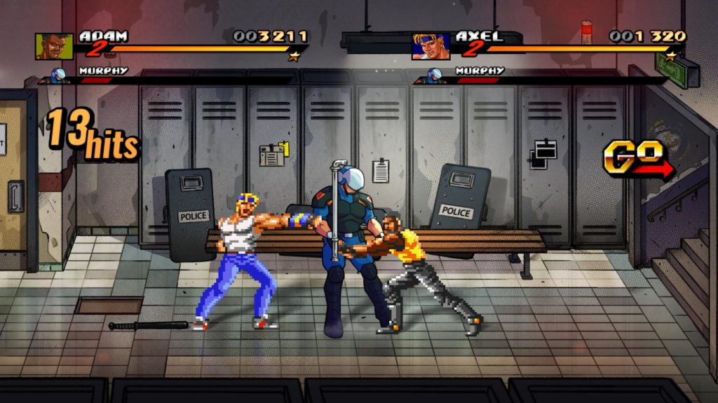 """We enjoyed sandwiching bosses with punches and kicks amidst shouts of """"WOMBO COMBO!"""" and """"THAT AIN'T FALCO!""""."""