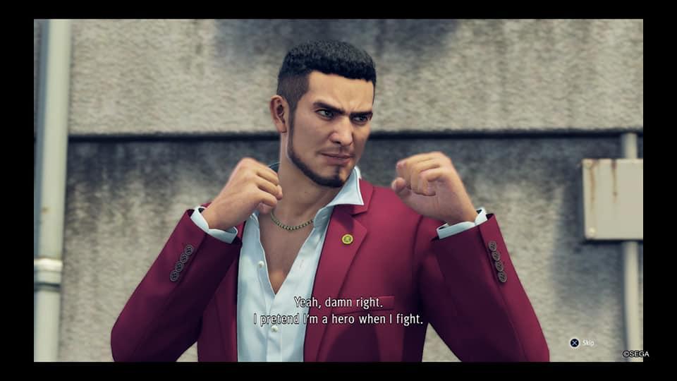 yakuza like a dragon review screenshot 5