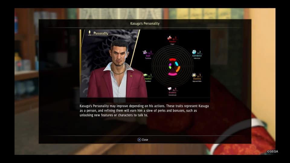 yakuza like a dragon review screenshot 3