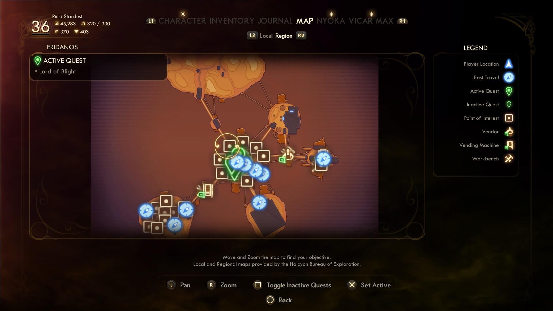 murder on eridanos screenshot 6