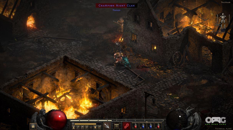 Diablo 2 resurrected screenshot 8