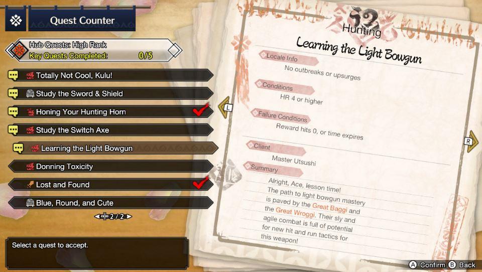 monster hunter rise screenshot 12