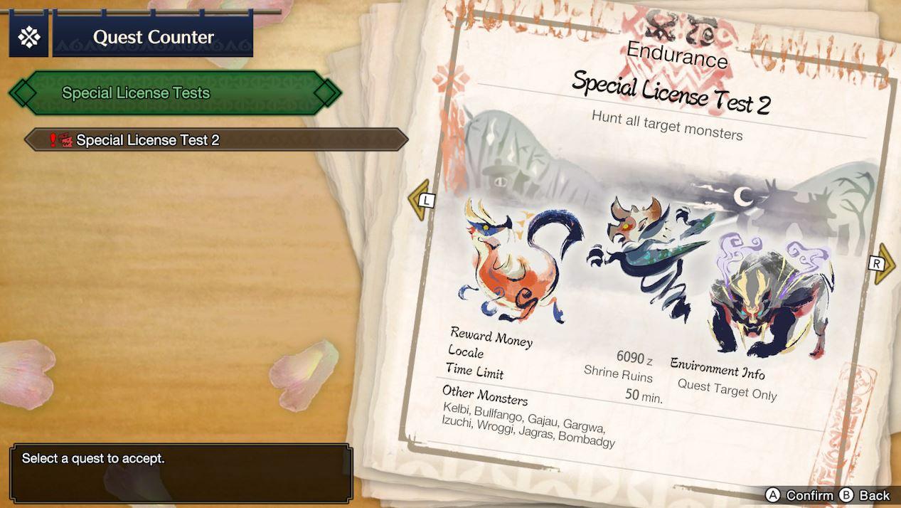 monster hunter rise screenshot 2