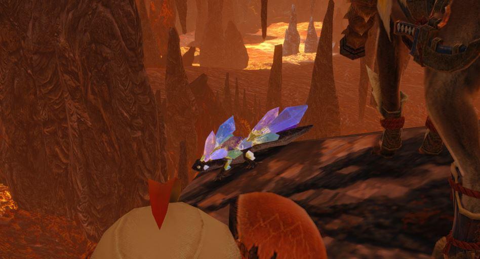 monster hunter rise screenshot 21
