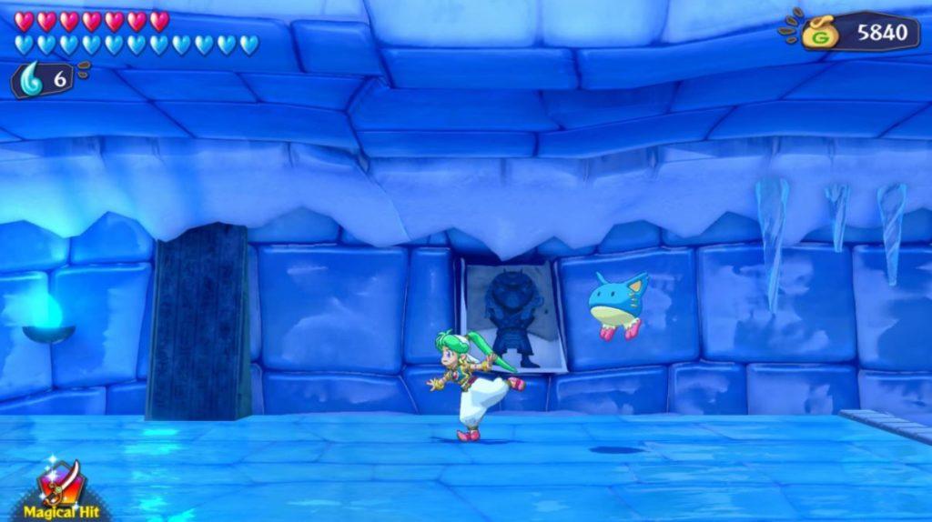Wonder Boy Asha in Monster World Review screenshot 2