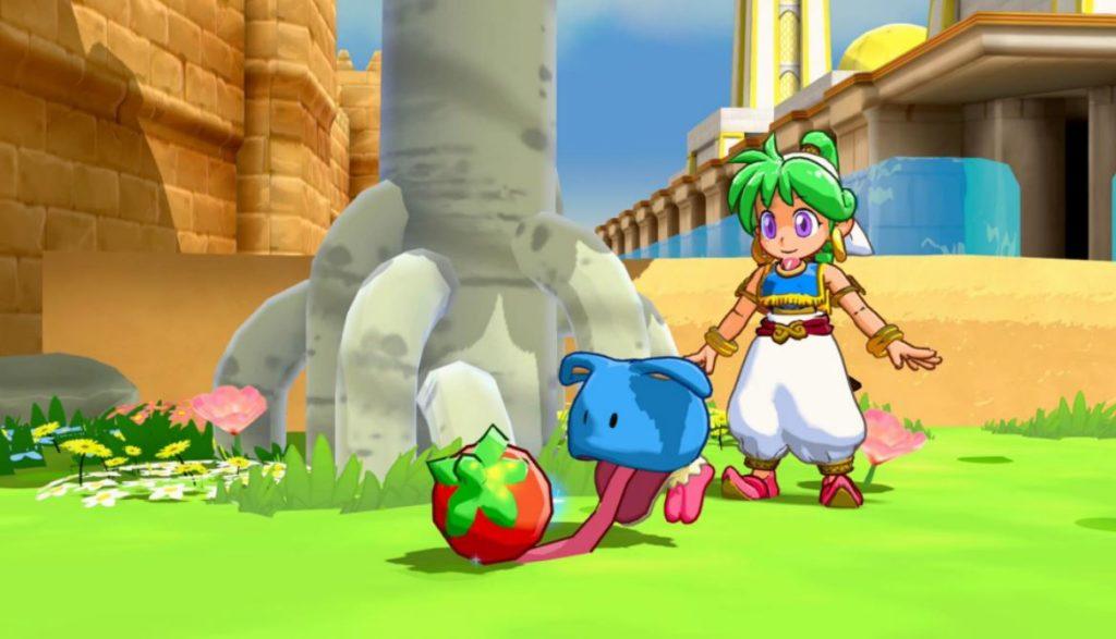 Wonder Boy Asha in Monster World Review screenshot 3