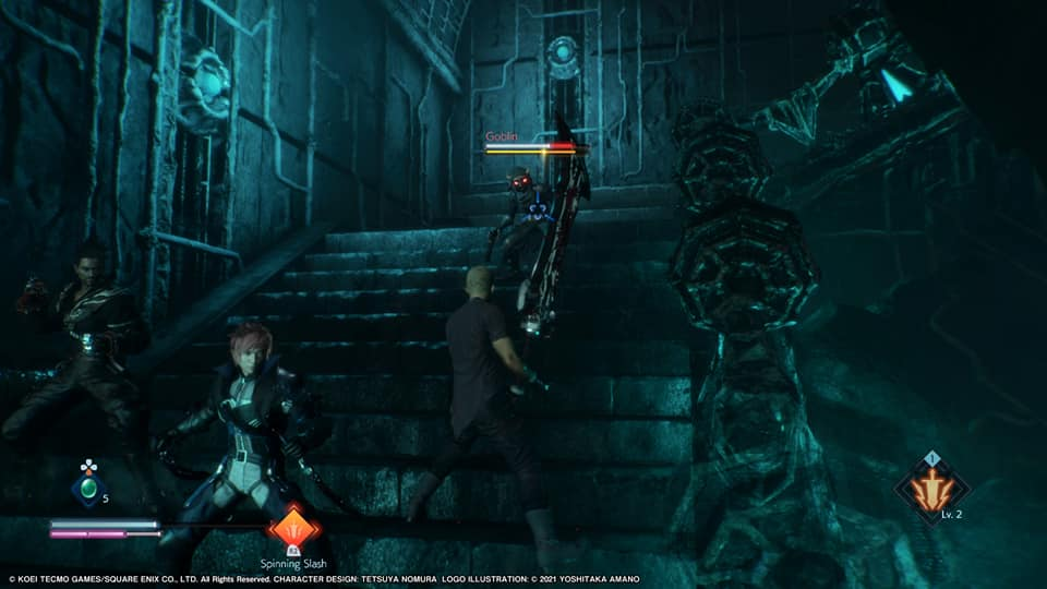 stranger of paradise final fantasy origin screenshot 3