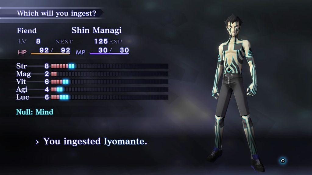Shin Megami Tensei III: Nocturne HD Remaster Review screenshot 3