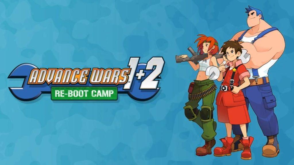 advance wars 1 + 2