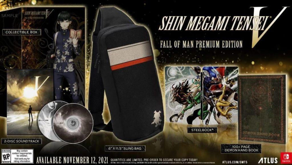 shin megami tensei v fall of man edition