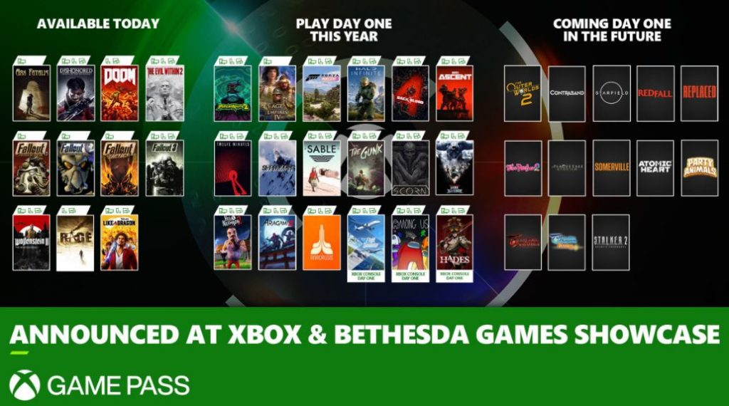 xbox game pass new games