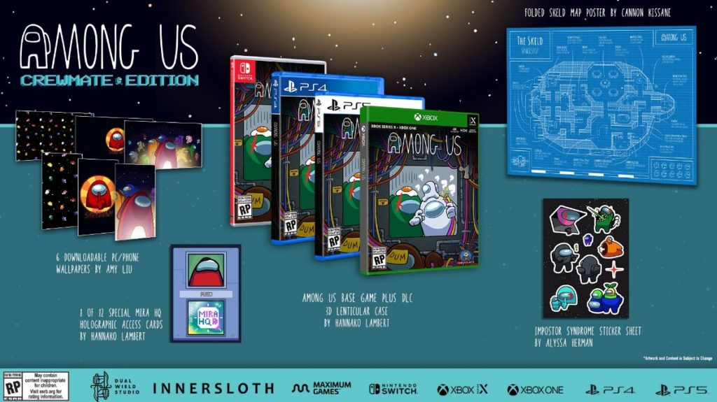 among us special edition crewmate edition