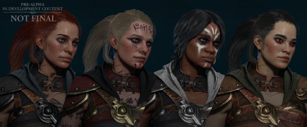 diablo iv character customization