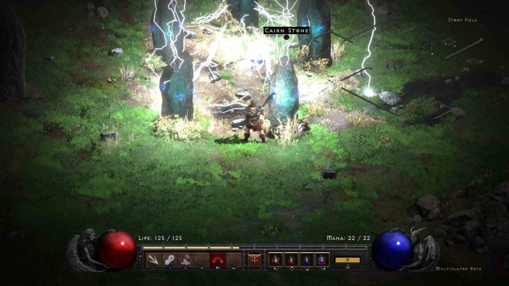 diablo ii resurrected beta screenshot 3