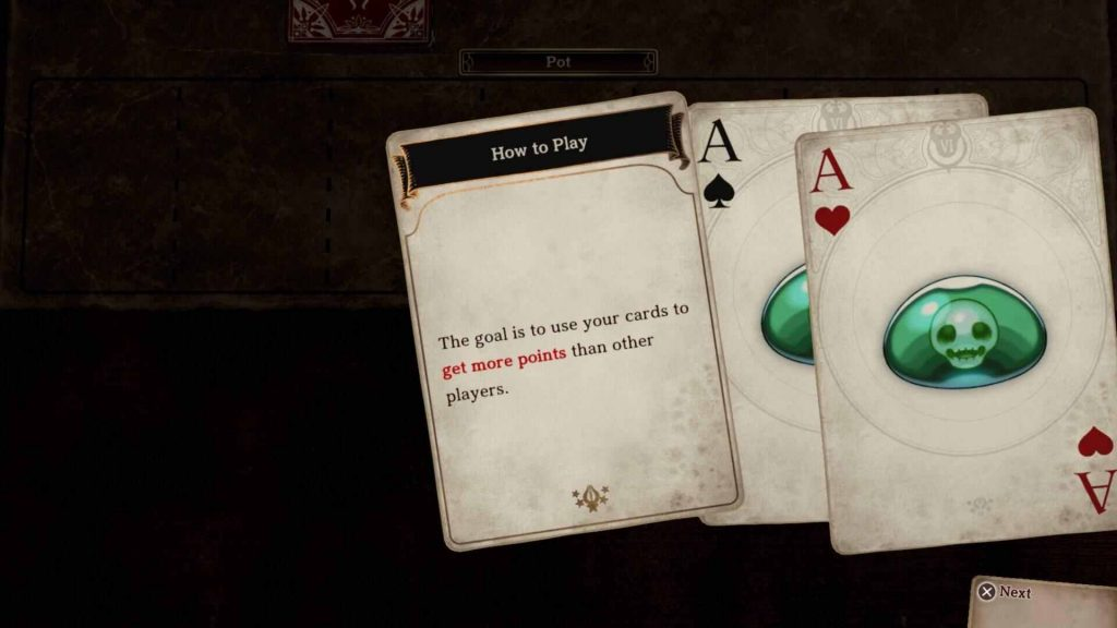 voice of cards demo screenshot 5