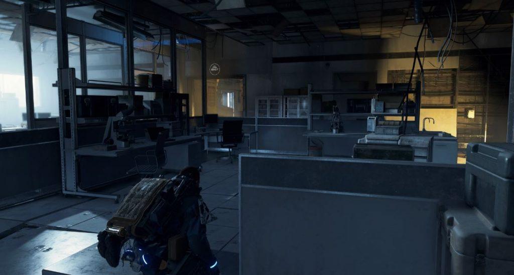 death stranding director's cut review screenshot ruined factory