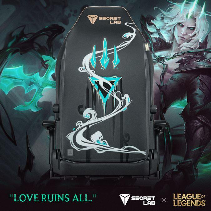 secretlab league of legends ruination collection viego