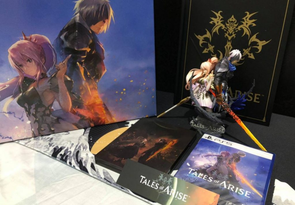 tales of arise collector's edition complete 2