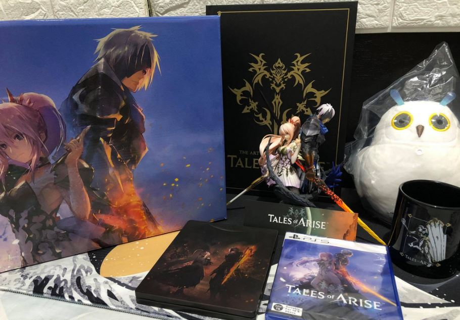 tales of arise collector's edition complete