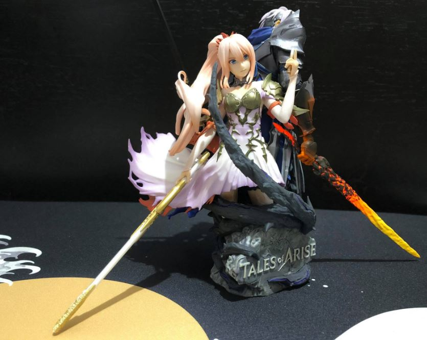 tales of arise collector's edition figure assemble 3