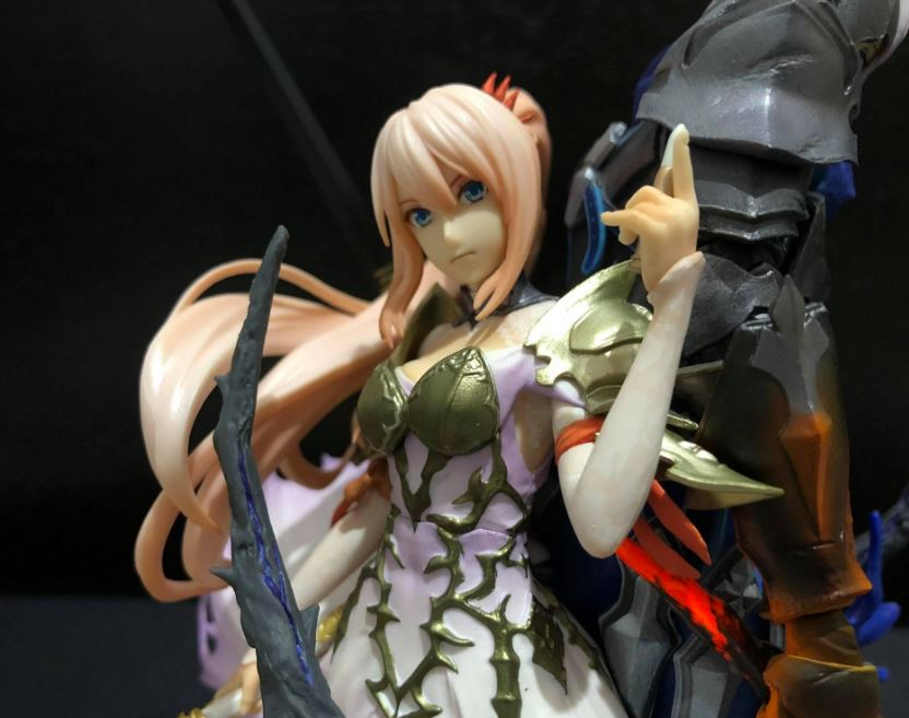 tales of arise collector's edition figure assemble 4