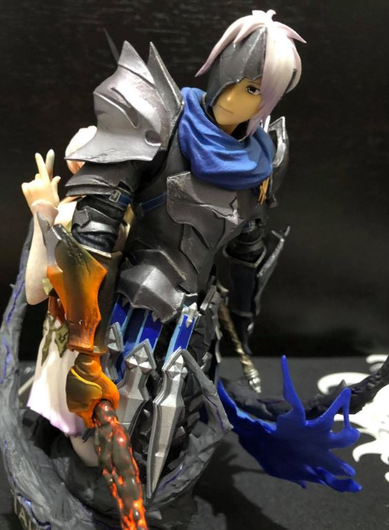 tales of arise collector's edition figure assemble 9