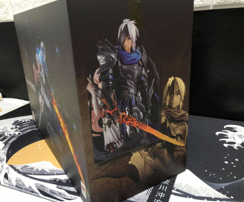tales of arise collector's edition figure box 1