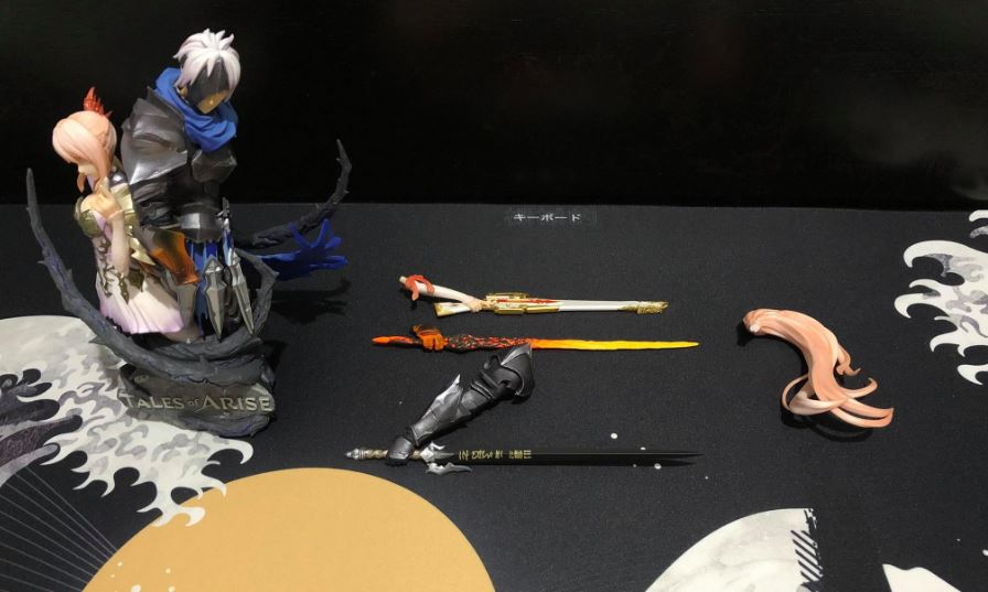tales of arise collector's edition figure contents 3