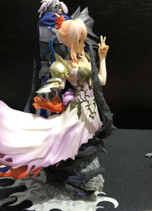tales of arise collector's edition figure disassemble 2