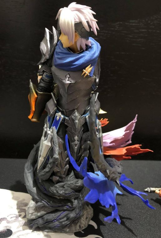 tales of arise collector's edition figure disassemble 4