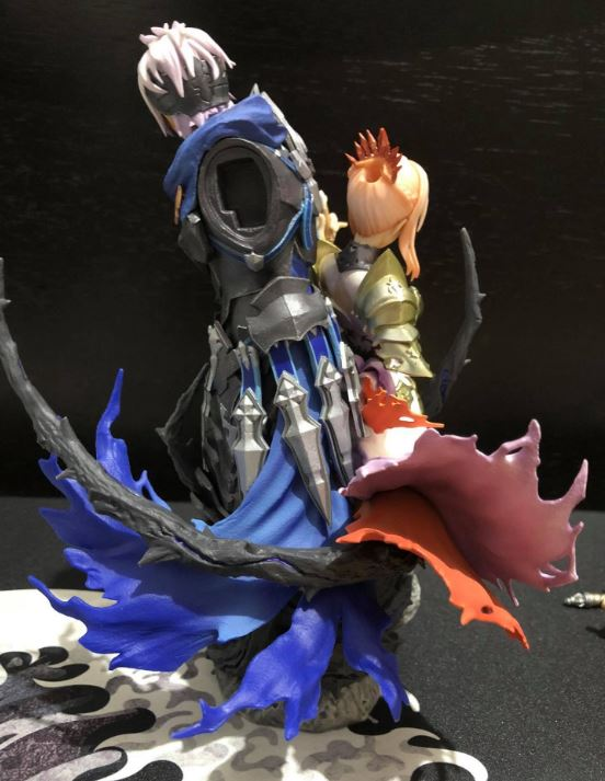 tales of arise collector's edition figure disassemble3