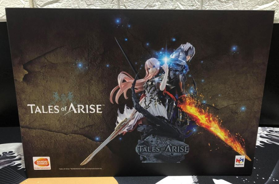 tales of arise collector's edition figure