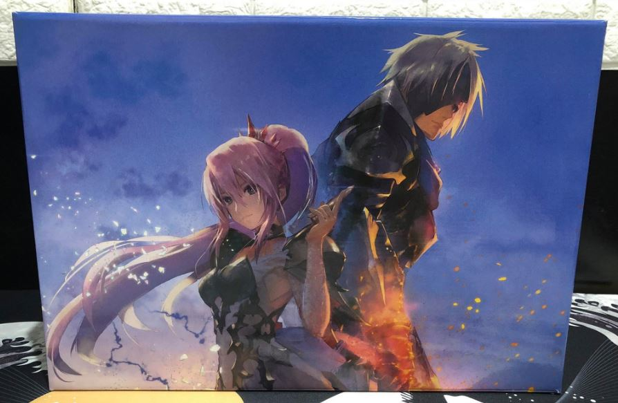 tales of arise collector's edition inner box 2